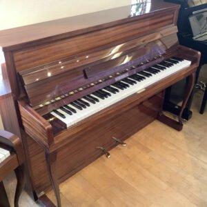 Piano Rippen | Polerad mahogny 2