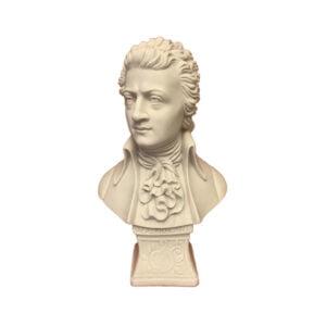 W.A Mozart   24 cm