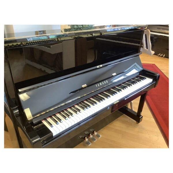 Piano Yamaha U1   Polerad svart - 2