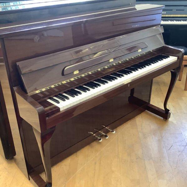 Piano Schimmel | Polerad mahogny